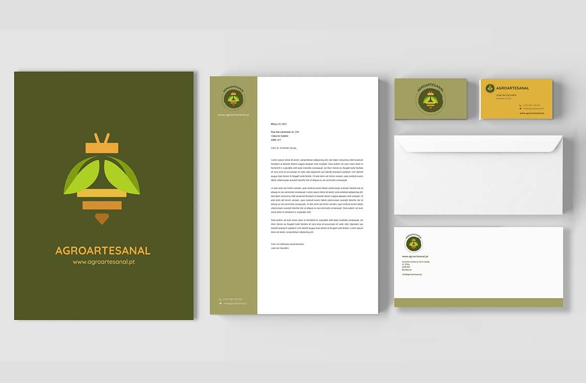 Agroartesanal Branding